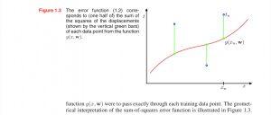1.1 例子:多项式拟合